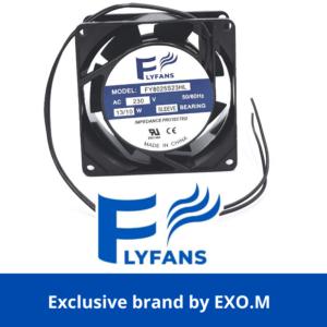 Ventilatori AC Flyfans by Exom
